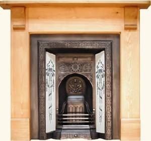 Cast iron fireplaces reproduction victorian fireplaces - Linwood swimming pool opening times ...